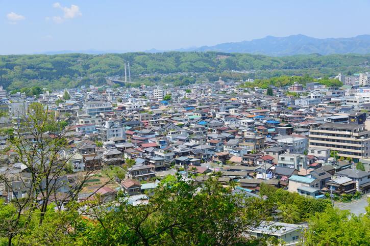 埼玉県風景